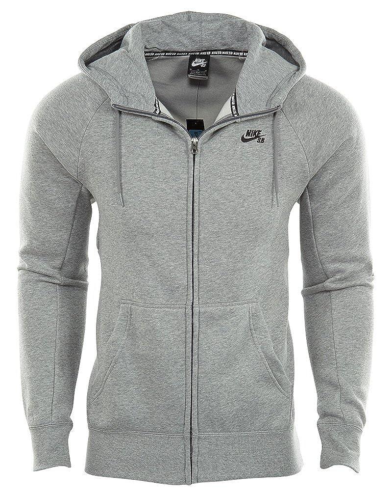 Nike SB Icon Full Zip Sweatshirt Men's Hoodie