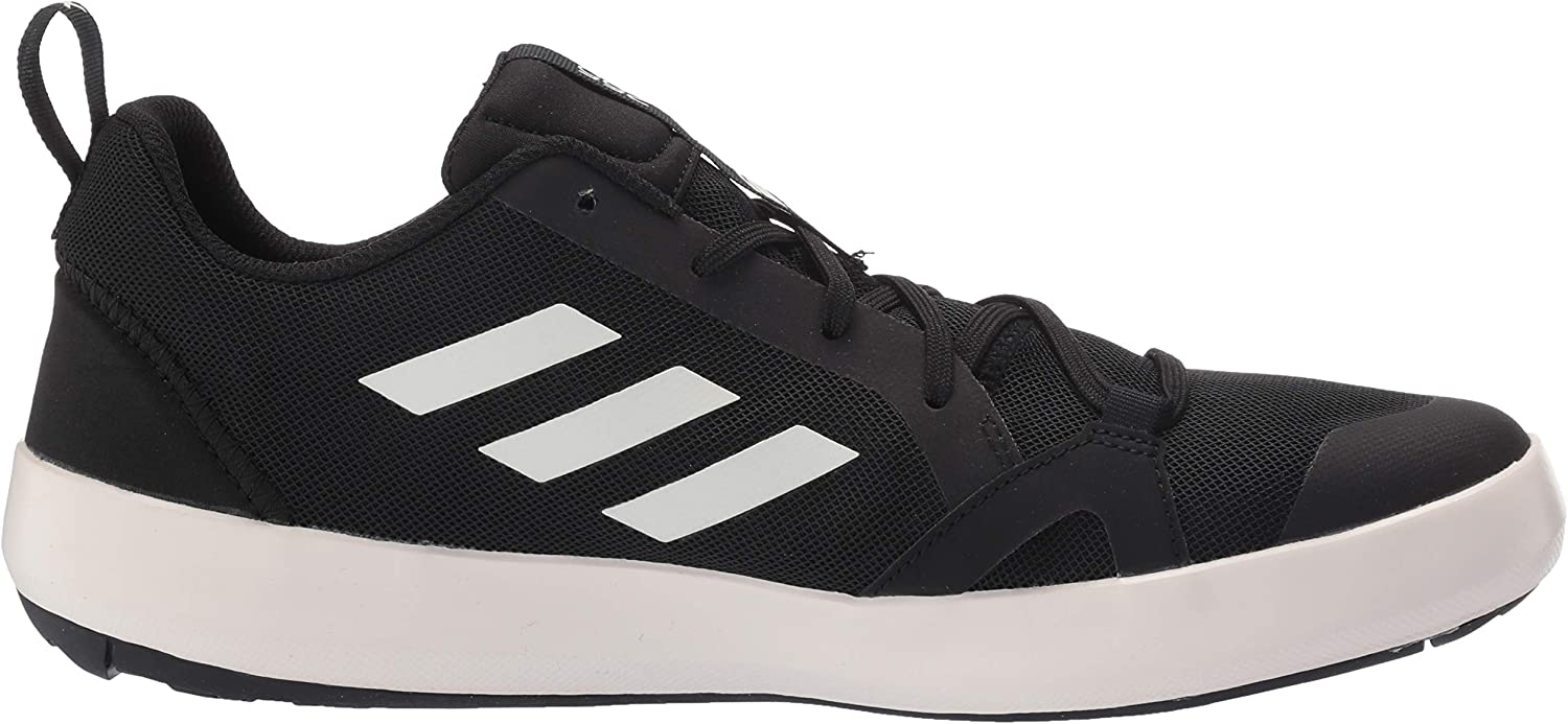 Adidas Outdoor Terrex Summer.rdy Boat Water Shoe pour homme Black Chalk White Black