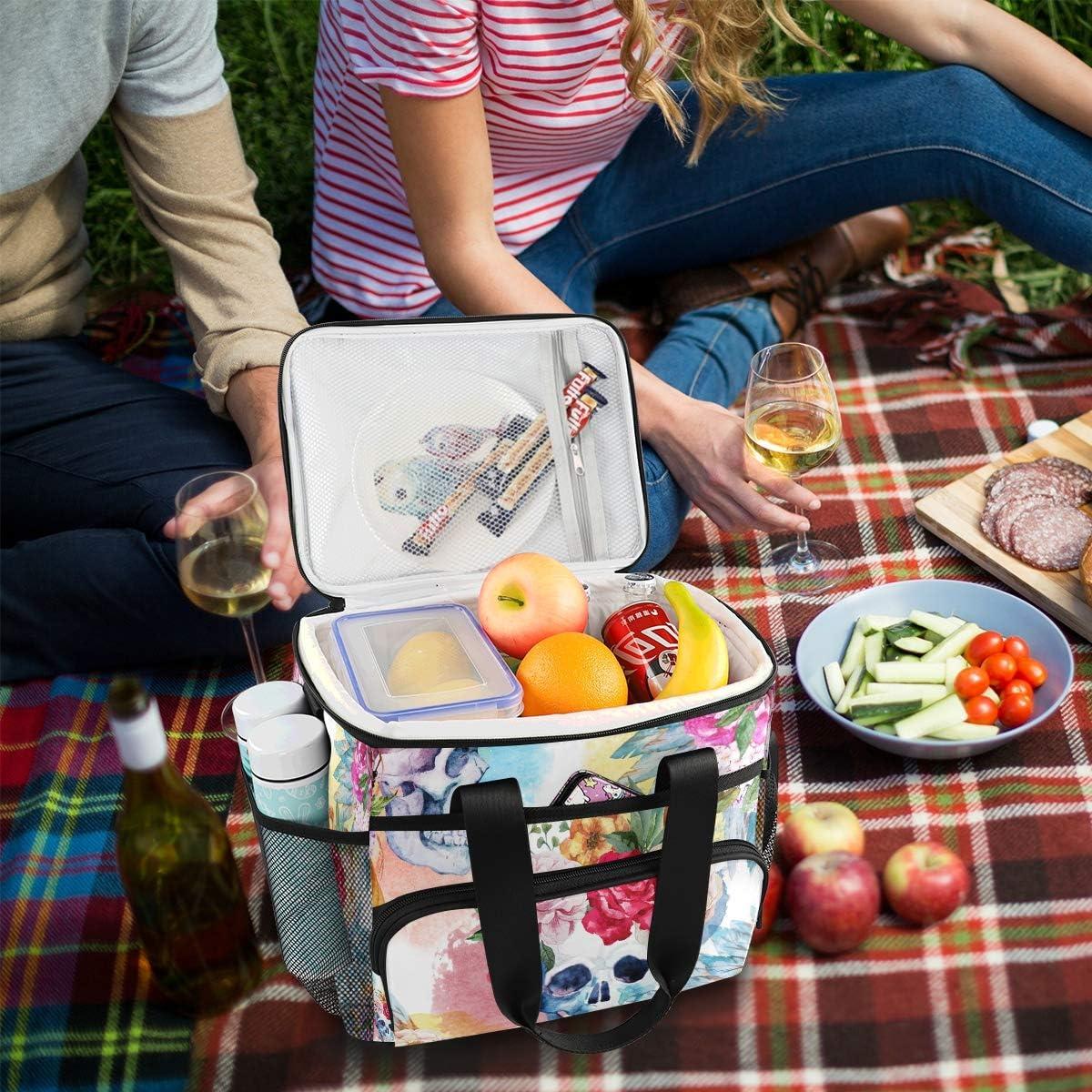 Pac Mac - Borsa termica morbida da viaggio, pieghevole, ideale per escursioni, spiaggia, picnic, barbecue Colore-2