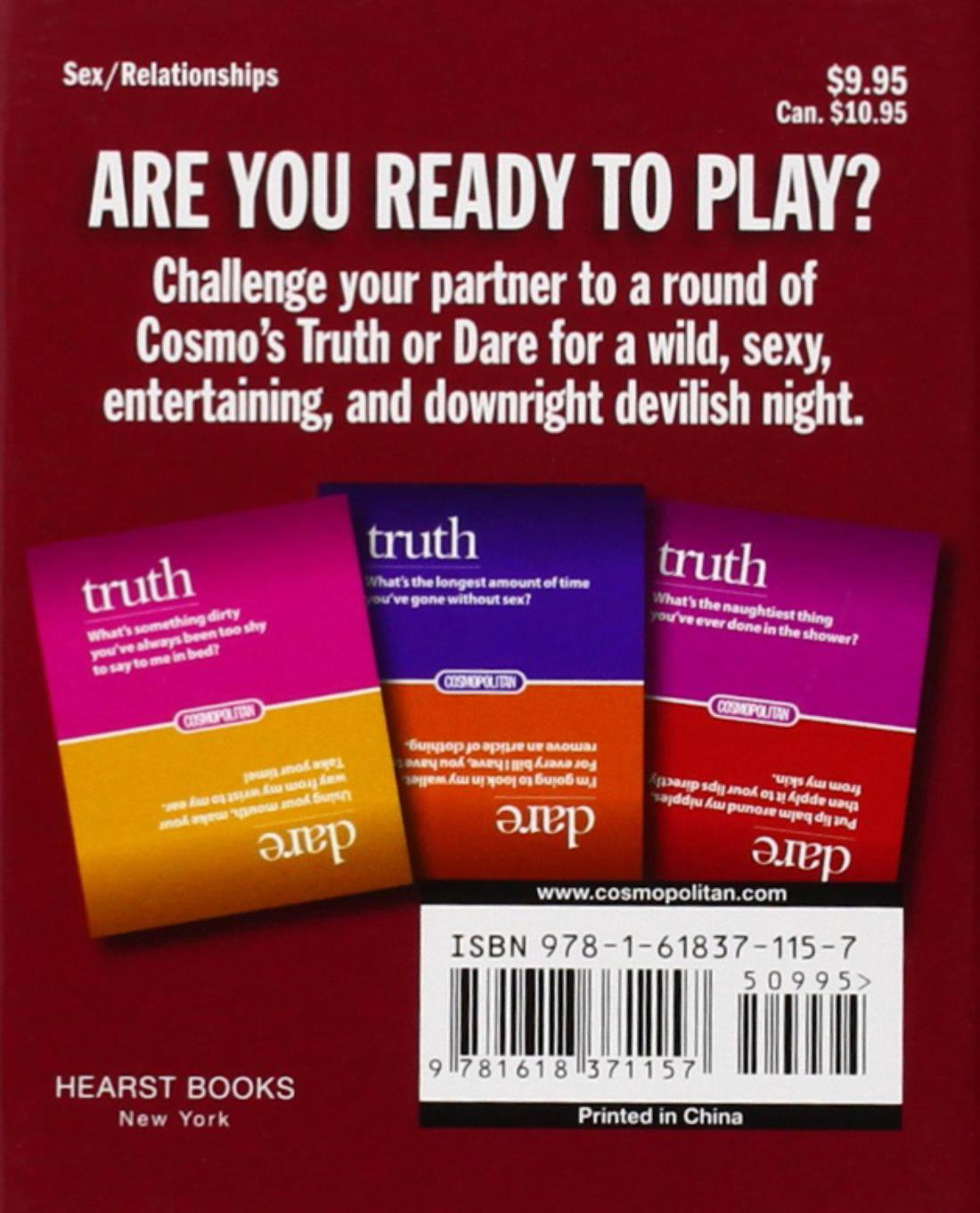 Trueth or dare sex game