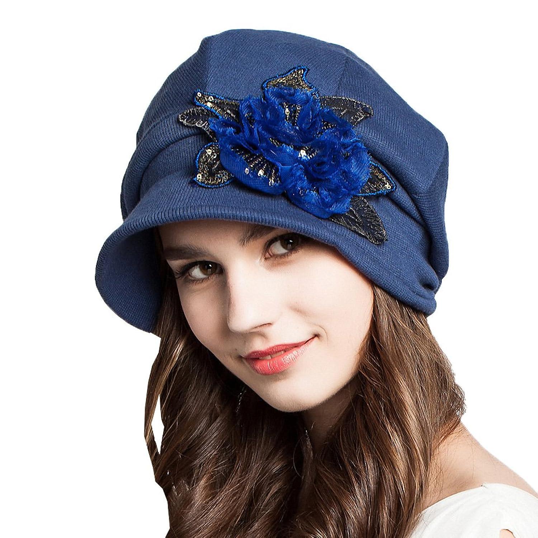 Maitose™ Frauen Baumwoll Schirmmütze Beret