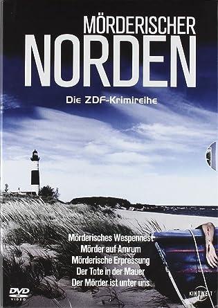 Mörderischer Norden 5 Dvds Amazon De Christoph Waltz