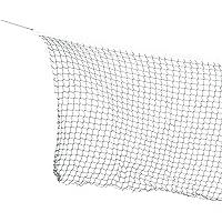Hakeeta Sistema de Red de bádminton, Malla Duradera portátil para Interiores/Exteriores, Serie Profesional, para Entrenamiento de Entretenimiento Deportivo al Aire Libre (21.3 * 1.6 pies)(Verde)