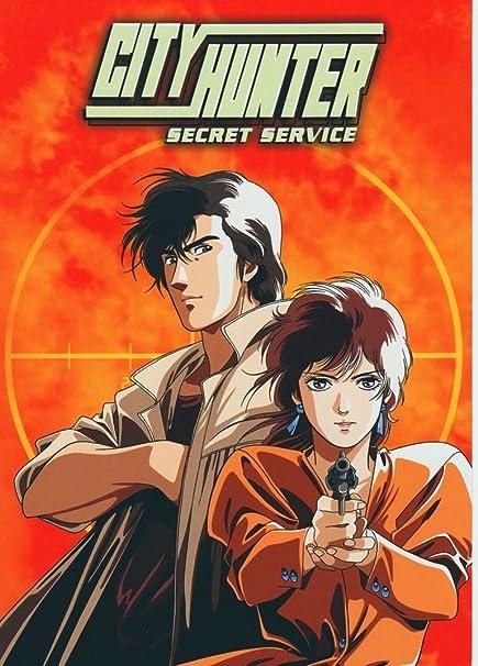 Amazon Com City Hunter Ai To Shukumei No Magnum Customized 14x19