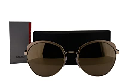 f28dee98ad88 Amazon.com: Prada PR54SS Cinema Evolution Sunglasses Pale Gold w ...
