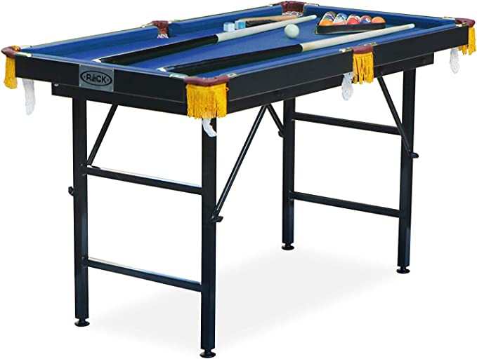 Rack Leo Pool Table - Best For Smaller Rooms