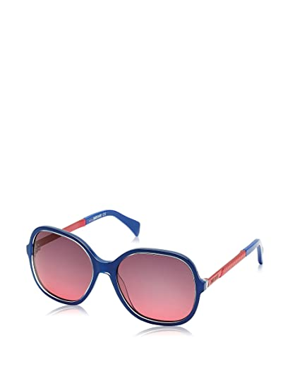 Just Cavalli Jc653s Gafas de sol, Azul (Blue), 57.0 para ...