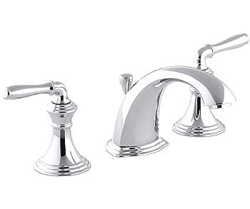 Kohler K-394-4-CP Bathroom Faucet
