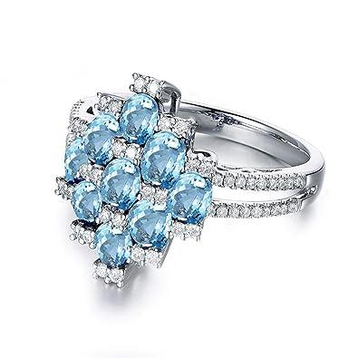 bague diamant taille 64