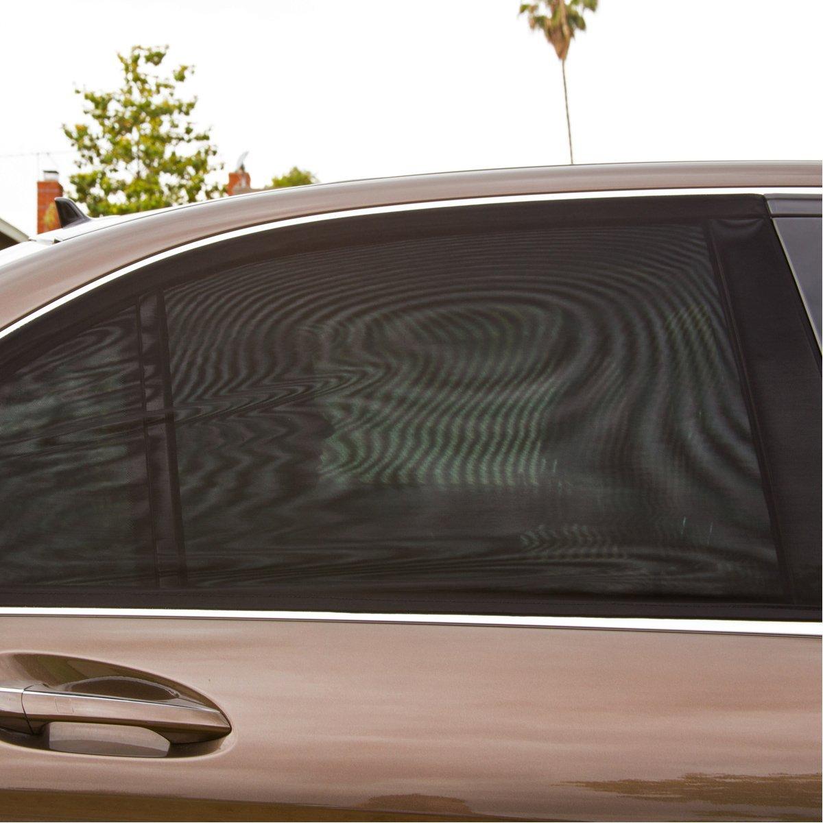 slip on window shades