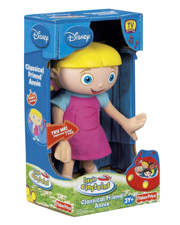 Uncategorized Little Einsteins Annie amazon com fisher price little einsteins classical friend annie toys games
