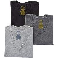 Ralph Lauren Polo Classic Fit Cotton T-Shirts 3-Pack