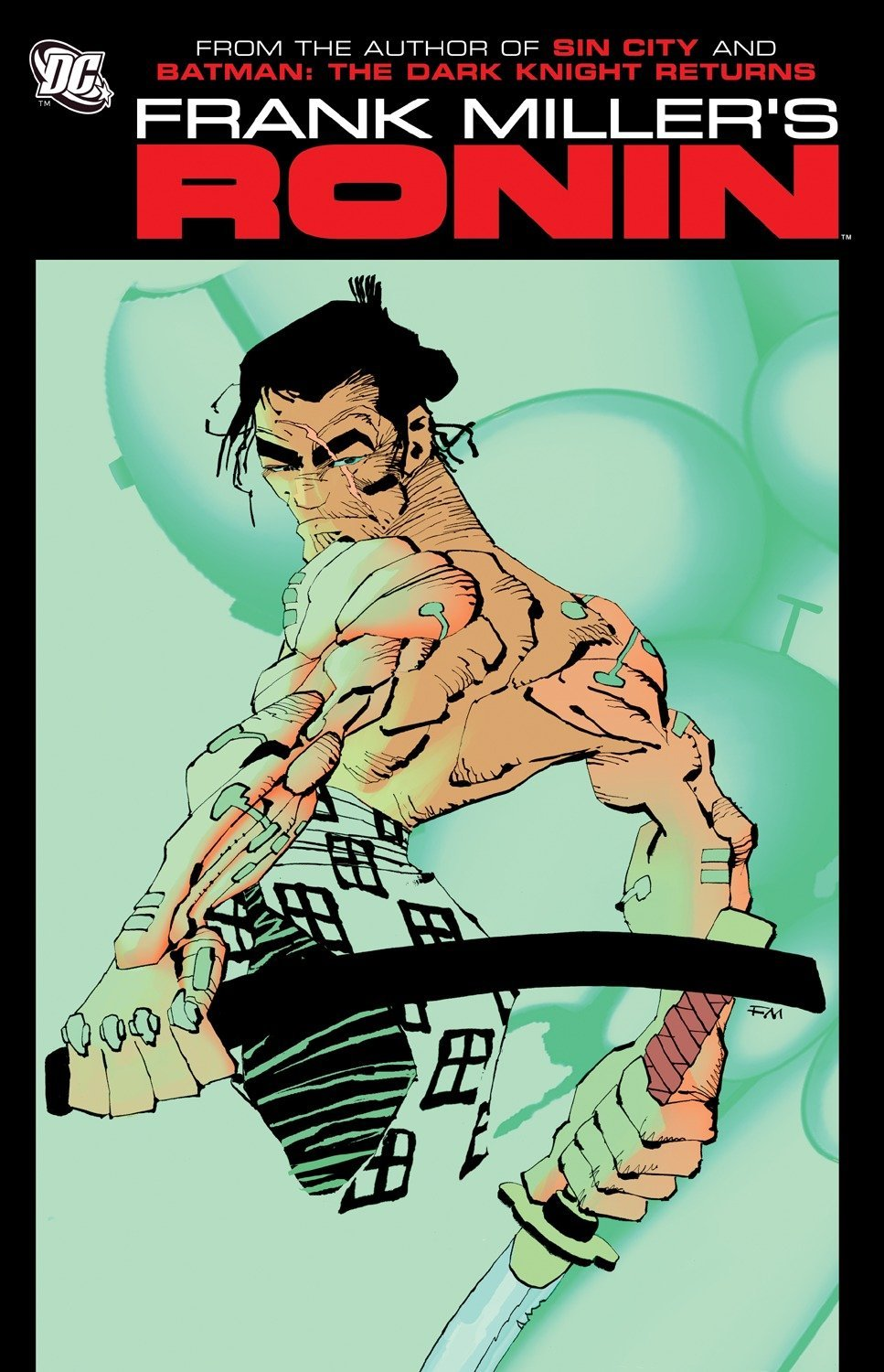 Frank Miller's Ronin by DC Comics
