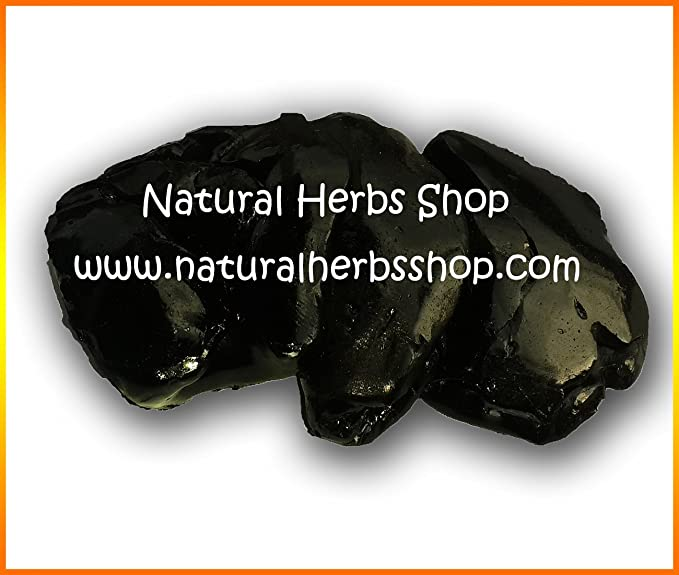 Pura (10 gramos) Natural Shilajit (Mumiyo, Asfalto, Resina) Pegar. (1-2 meses de suministro) De Nanga Parbat.: Amazon.es: Salud y cuidado personal