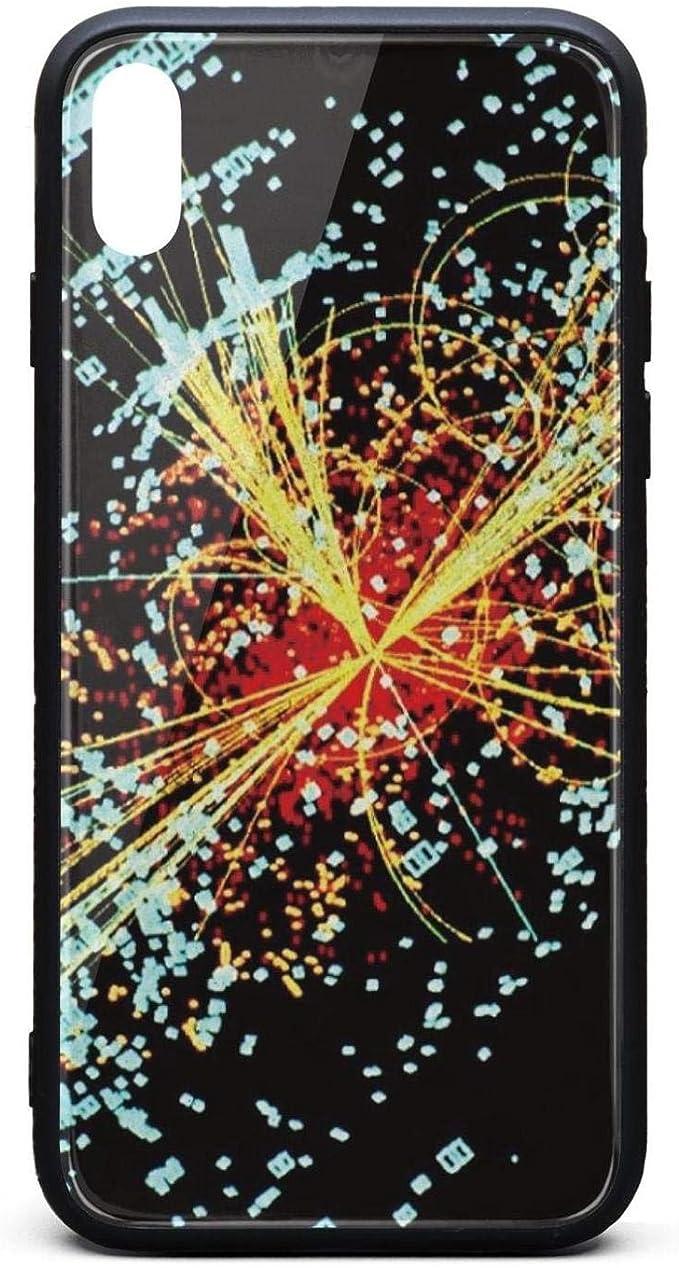 Amazon 電話ケース Iphone Xs Max Hippie Physics 壁紙 強化ガラス ブラック 傷防止 Tpu ラバーバンパー ショックカバー 男性用 魅力的な女性用バックカバー ケース カバー 通販