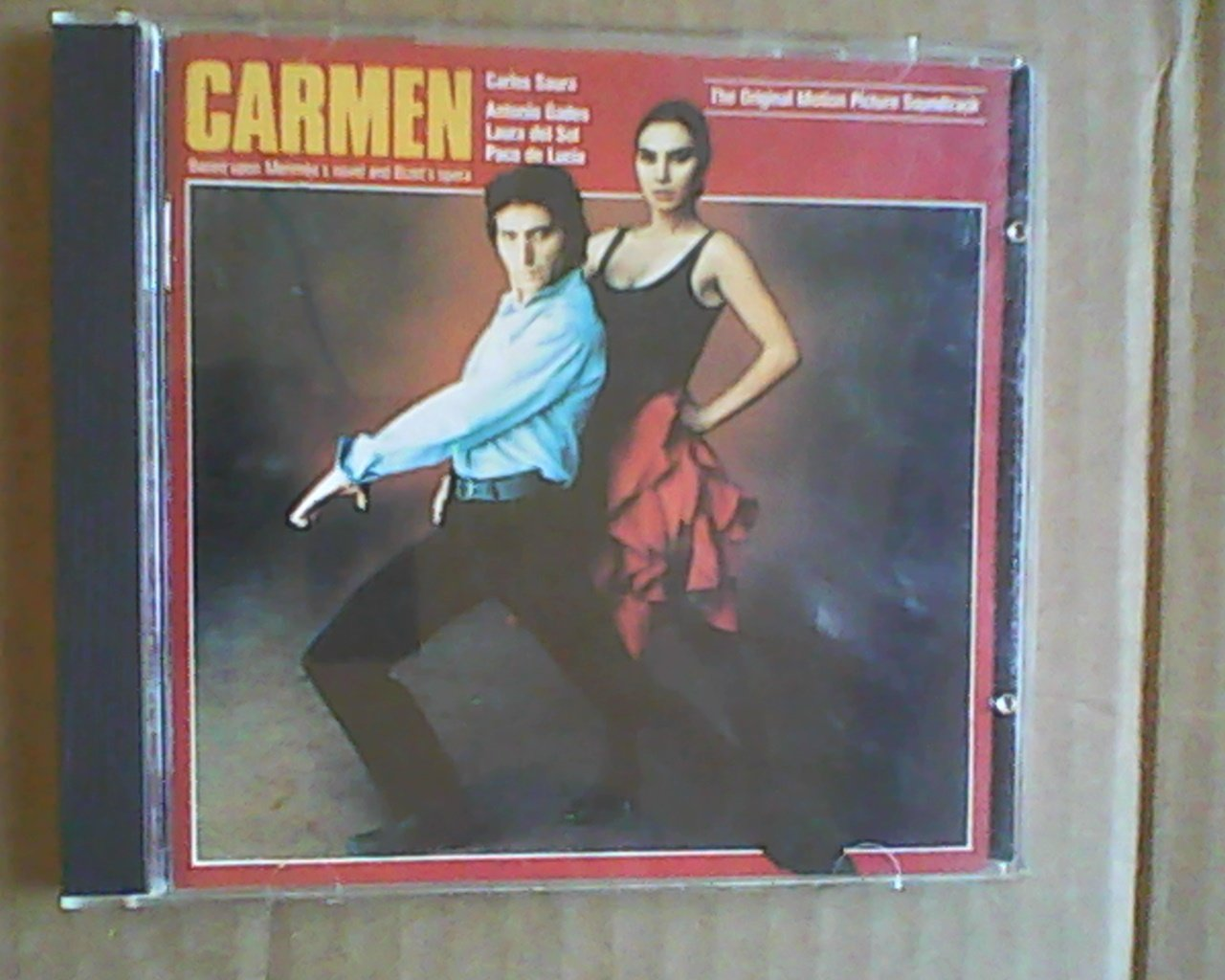 New arrival Carmen Soundtrack unisex