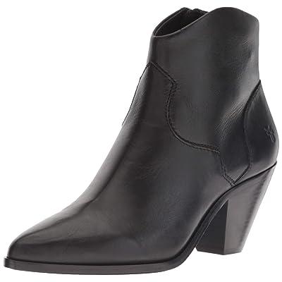 FRYE Women's Lila Western Short Fashion Boot   Ankle & Bootie