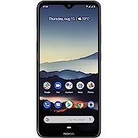 Nokia 7.2 Smartphone - Deutsche Ware (16cm (6,3 Zoll), 128GB Interner Speicher, 6GB RAM, Dual-SIM, LTE) Charcoal - [Exklusiv bei Amazon]
