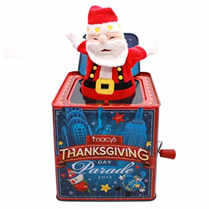 macys thanksgiving day parade jack in the box 2013 limited edition - Jack In The Box Open Christmas Day