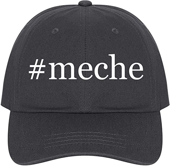 The Town Butler #Meche - A Nice Comfortable Adjustable Hashtag Dad Hat Cap
