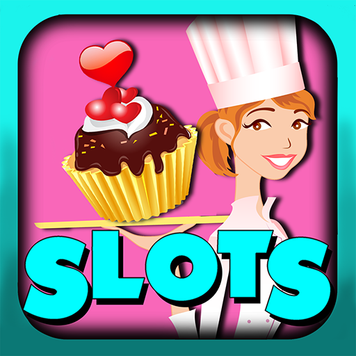 Candy Cupcake Bakery Slots 777