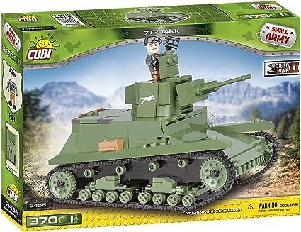 COBI 2456 Tank 7 TP Pologne