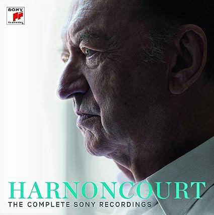 輸入盤 アーノンクール SONY全録音(CD62枚+DVD3枚組)の商品写真