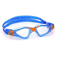 Aqua Sphere Kayenne Junior Swim Goggles with Clear Lens