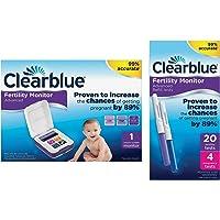 20Clearblue Stick para test Control de fertilità 1
