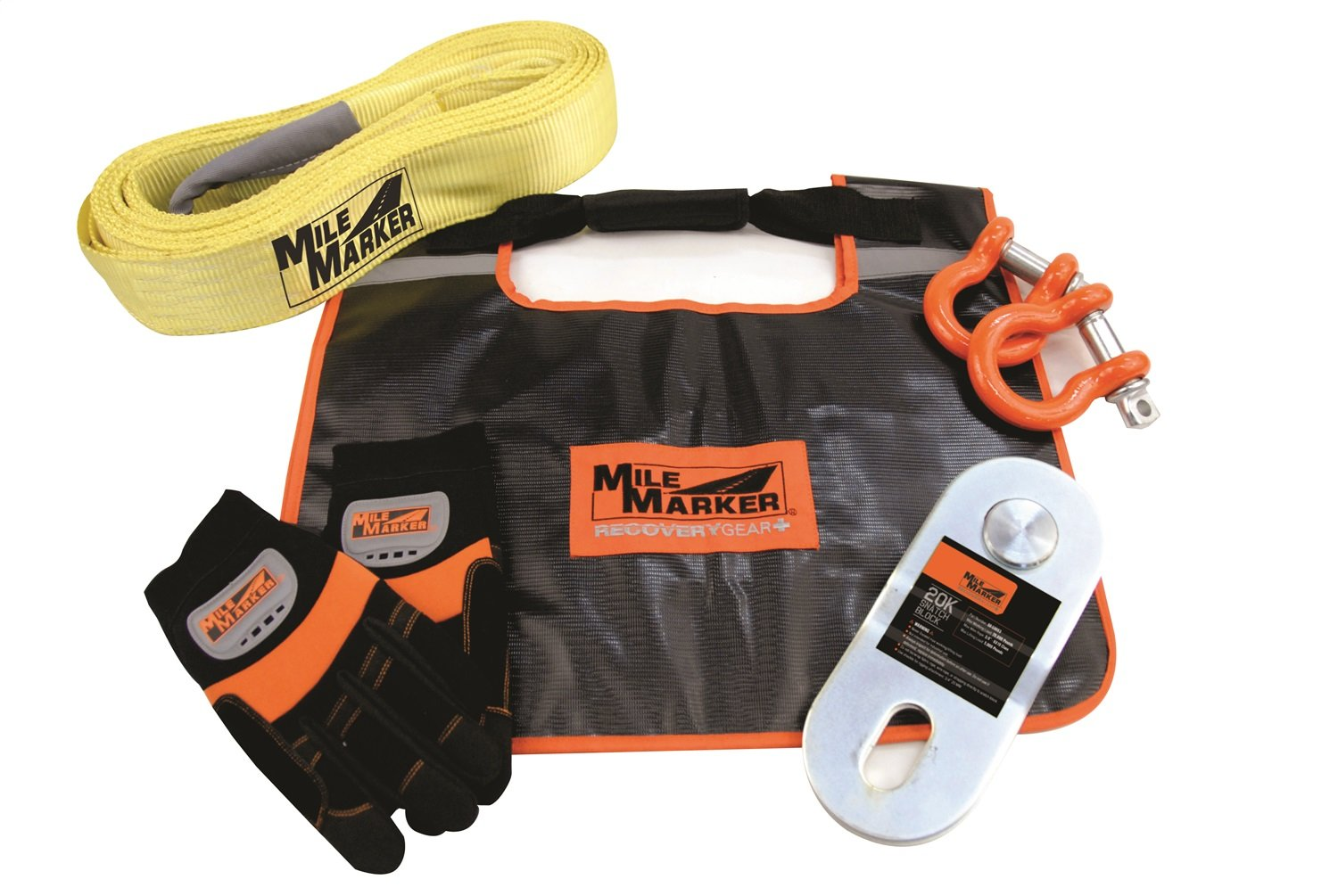 Mile Marker 19-00100 Off Road Recovery Kit