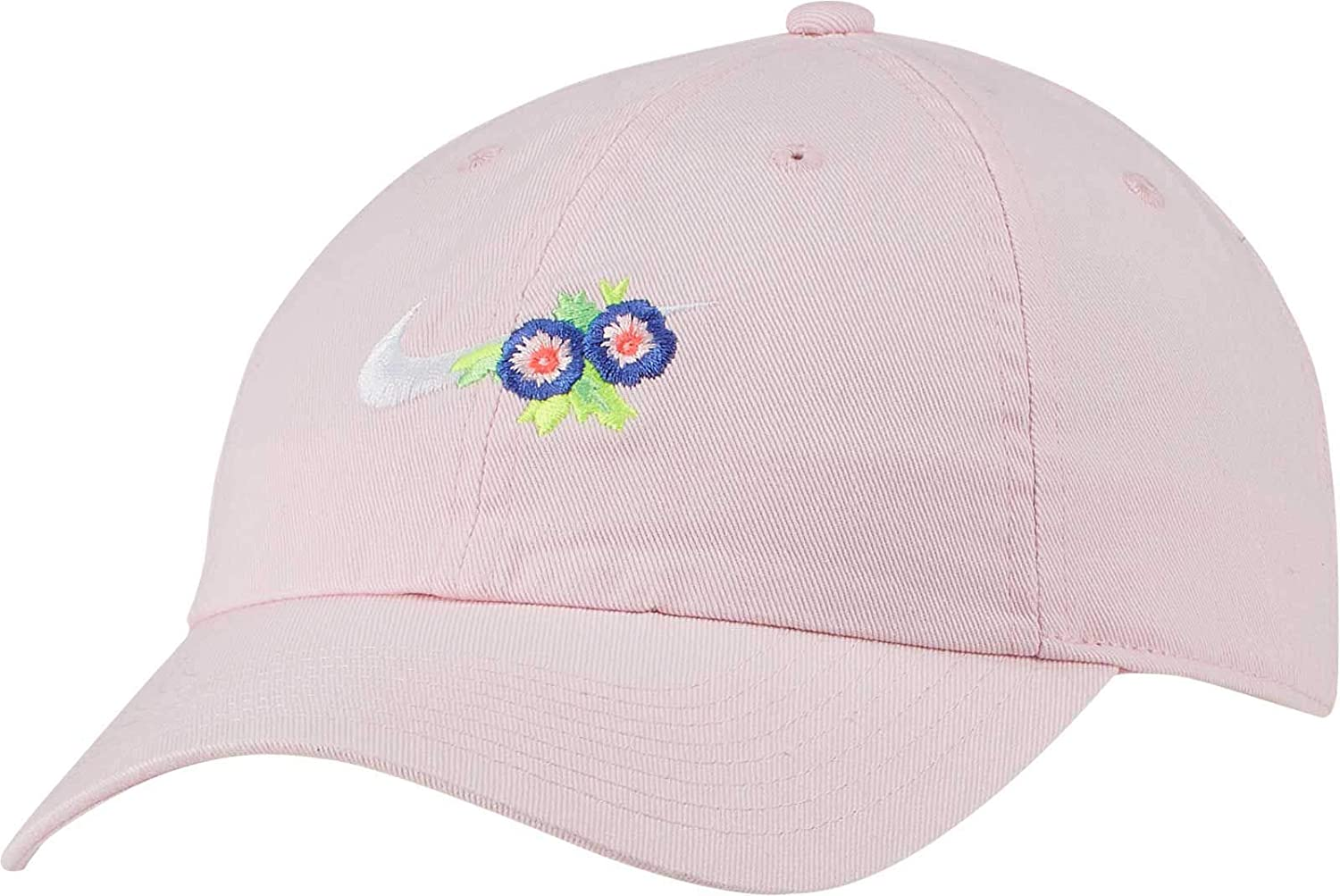 Amazon Com Nike Women S Sportswear H86 Adjustable Fit Floral Hat