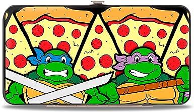 Buckle-Down Hinge Wallet - Ninja Turtles