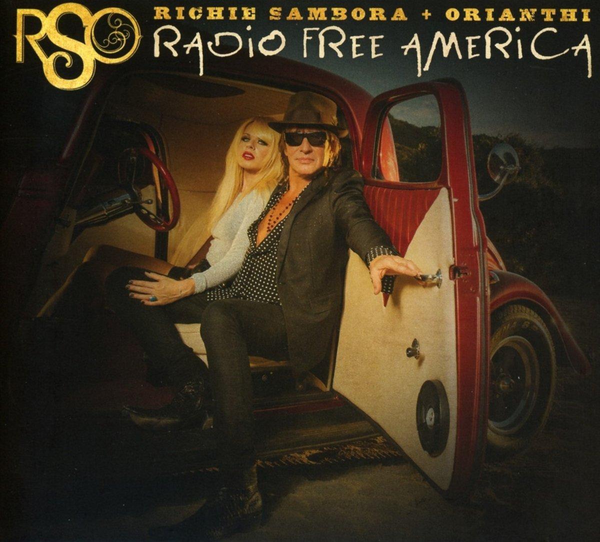 CD : Rso - Radio Free America (CD)
