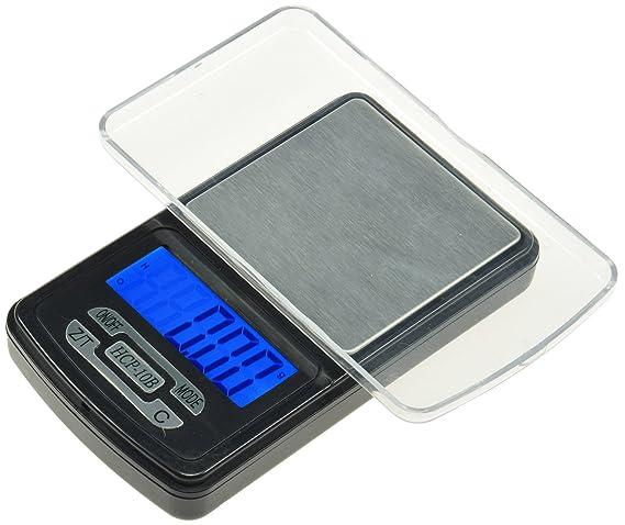 Báscula de precisión digital Báscula industrial I 500 g x 0,1 g/300g X