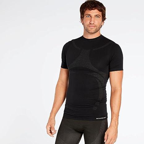 Camiseta Interior Térmica Negra Boriken (Talla: L): Amazon.es: Deportes y aire libre