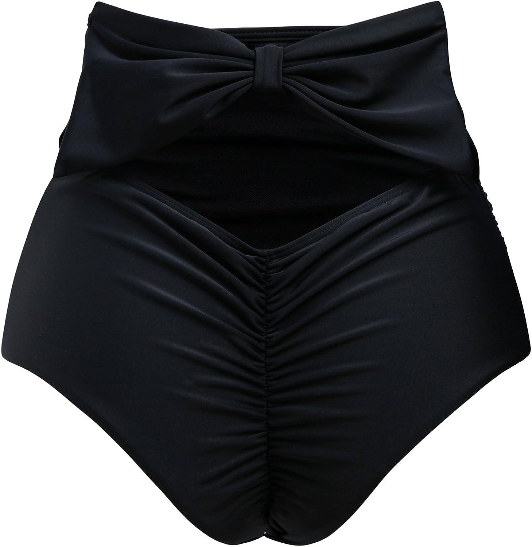 1 x Bikini Brief Womens Ladies Underwear Sizes 8 10 12 14 16 S M L XL XXL BK14