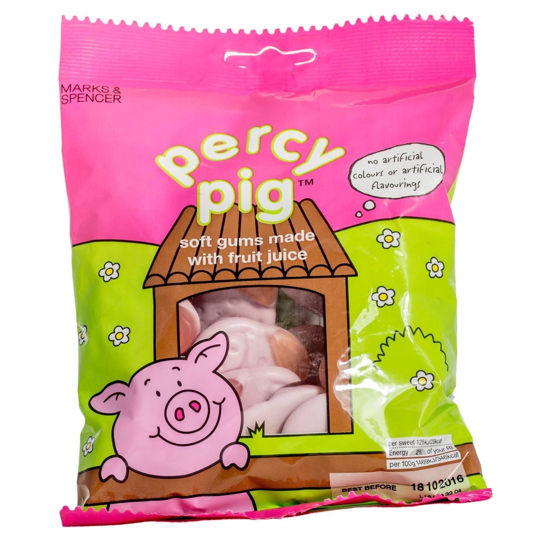 Marks & Spencer | Percy Pigs Original | 4 x 170g Bag