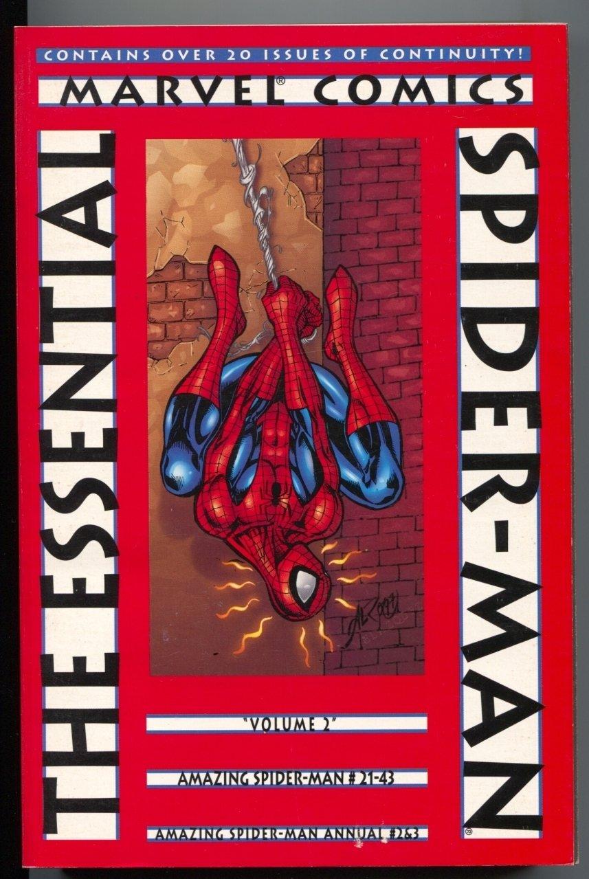 Essential Spider-Man Volume 2 TPB pdf epub
