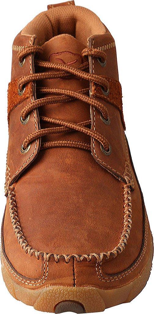 Twisted X Women's Oiled Moc Saddle Lace-up Driving Shoes Moc Oiled Toe - Wdm0031 B01LI18P0Q 9.5 B(M) US|Oiled Saddle Leather c3c79d