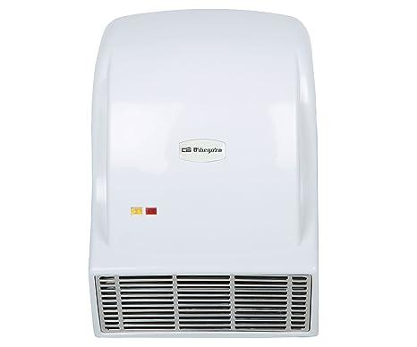 Orbegozo FB 2100 Calefactor de Baño, 2000 W, Color Blanco
