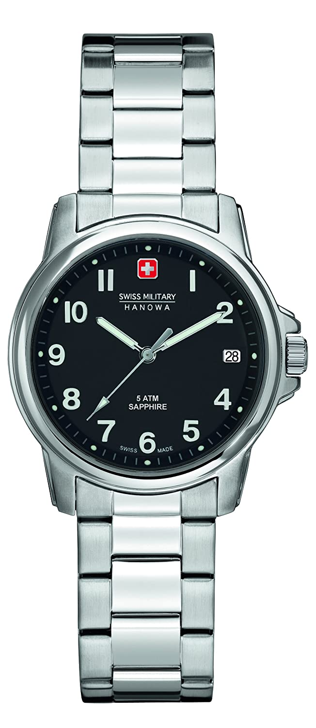 Swiss Military Damen-Armbanduhr Analog Quarz 6-7231.04.007