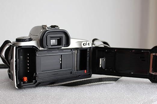 Canon EOS 500N - Cámara SLR (35 mm): Amazon.es: Electrónica
