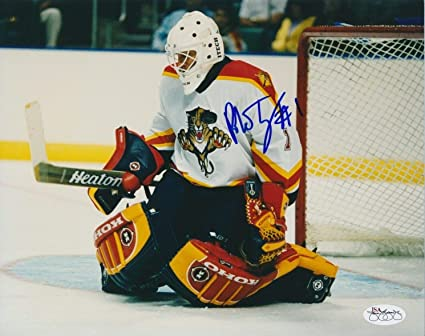 Roberto Luongo Florida Panthers Autographed Signed 8x10 Photograph