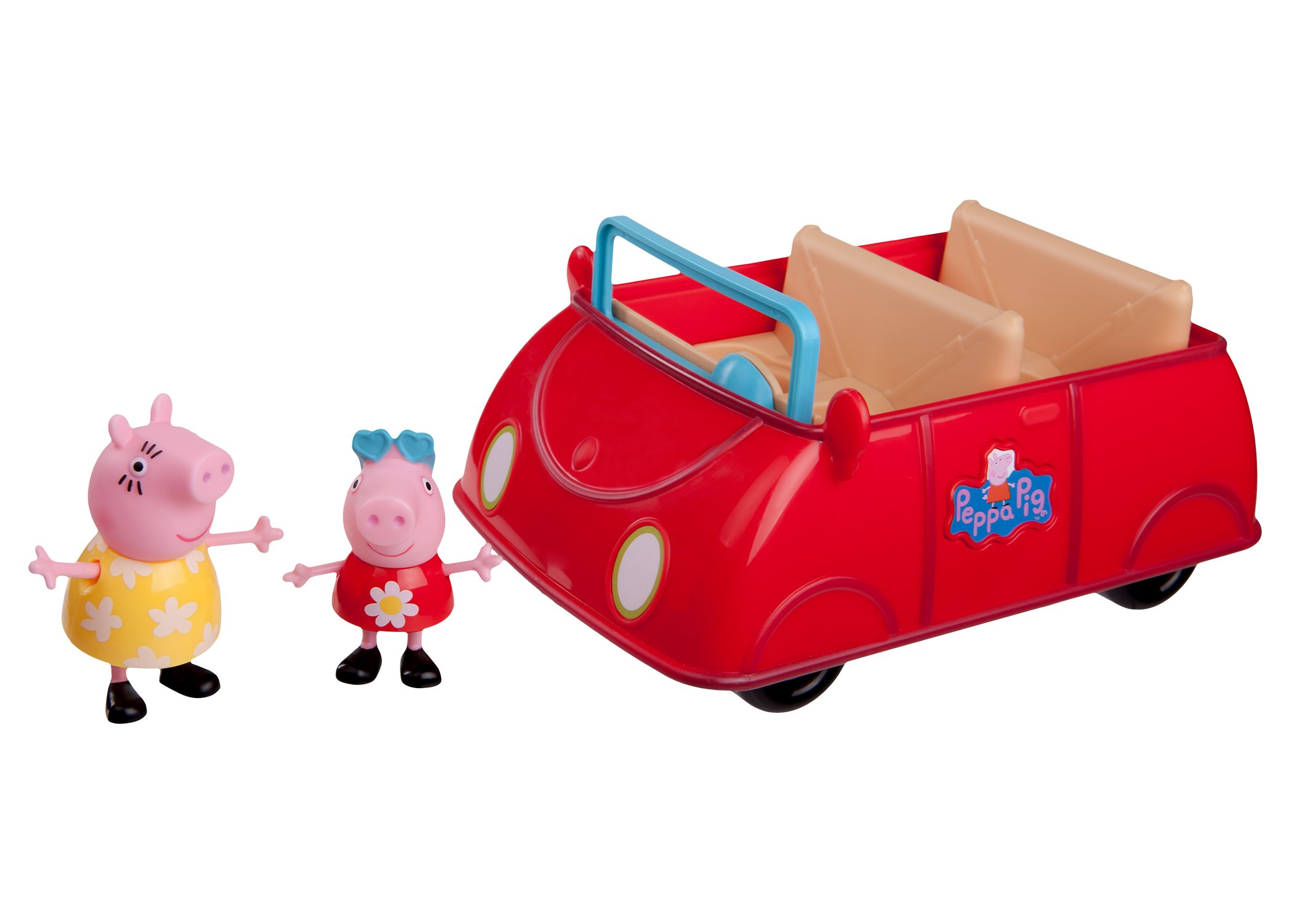 Peppa Pig Red Car by Peppa Pig
