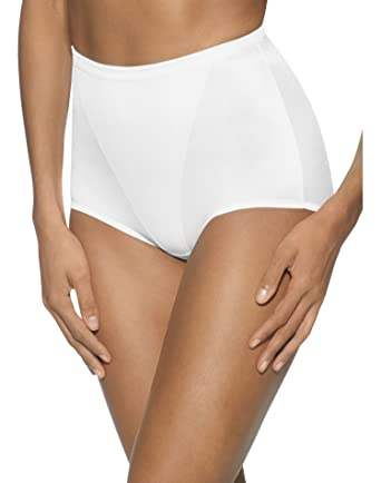 d39a7c639b Hanes Shaper Brief 2-Pack at Amazon Women s Clothing store