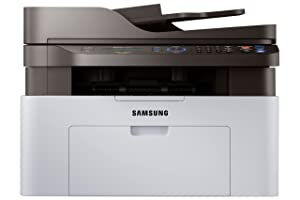 Samsung Xpress M2070FW Wireless Monochrome Laser Printer with Scan/Copy/Fax, Simple NFC + WiFi Connectivity, Amazon Dash Replenishment Enabled (SS296H)