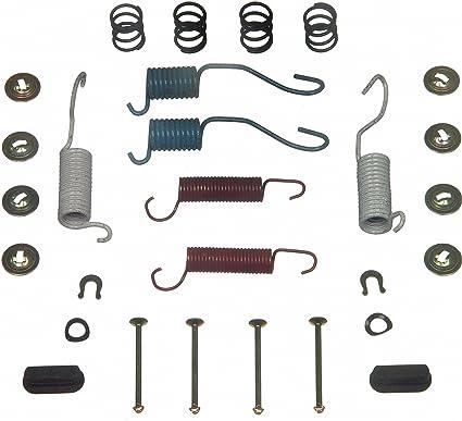 Wagner H7196 Drum Brake Hardware Kit Rear