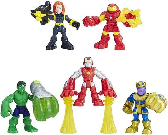 Playskool Héros Marvel Super Hero Adventures Gardiens Rocket