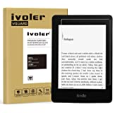 Pellicola Vetro Temperato Amazon Kindle Paperwhite (All 2012 / 2013 / 2015 / 2016 Versions) / Kindle / Kindle E-reader , iVoler ** [Protezione Antigraffi] **Anti-riflesso Ultra-Clear** Pellicola Protettiva Protezione Protettore Glass Screen Protector per Amazon Kindle Paperwhite (All 2012 / 2013 / 2015 / 2016 Versions) / Kindle (2014 / 7th Gen) / Kindle E-reader (2016/ 8th Gen) .Vetro con Durezza 9H, Spessore di 0,3 mm,Bordi Arrotondati da 2,5D - Garanzia a Vita