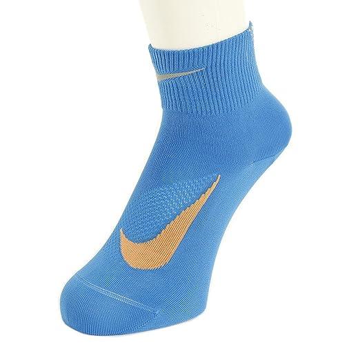 305780f314f98 Amazon.com   Nike Men s Elite Running Lightweight Quarter Socks 4 ...